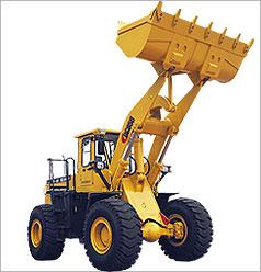 5t wheel loader