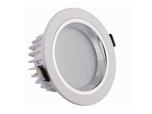 30W COB recessed dimmable square LED down light