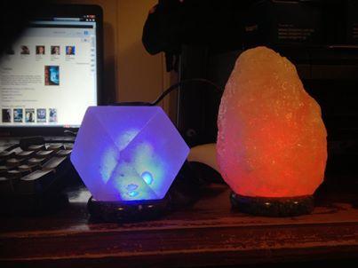 Salt lamps/usb salt lamps/natural salt computer lamps/car lamps