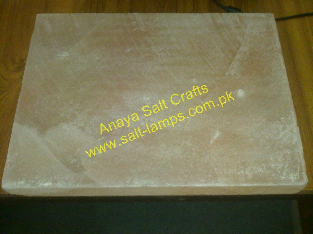 Himalayan salt tiles/Rock salt bricks/Natural salt blocks and tiles