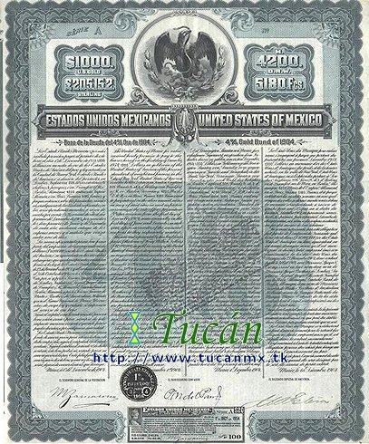 Mexican Bonds