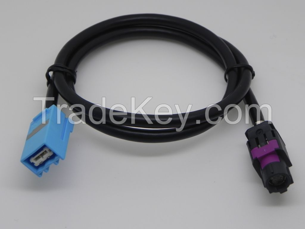 HSD/Fakra Connector/Cable Assembly