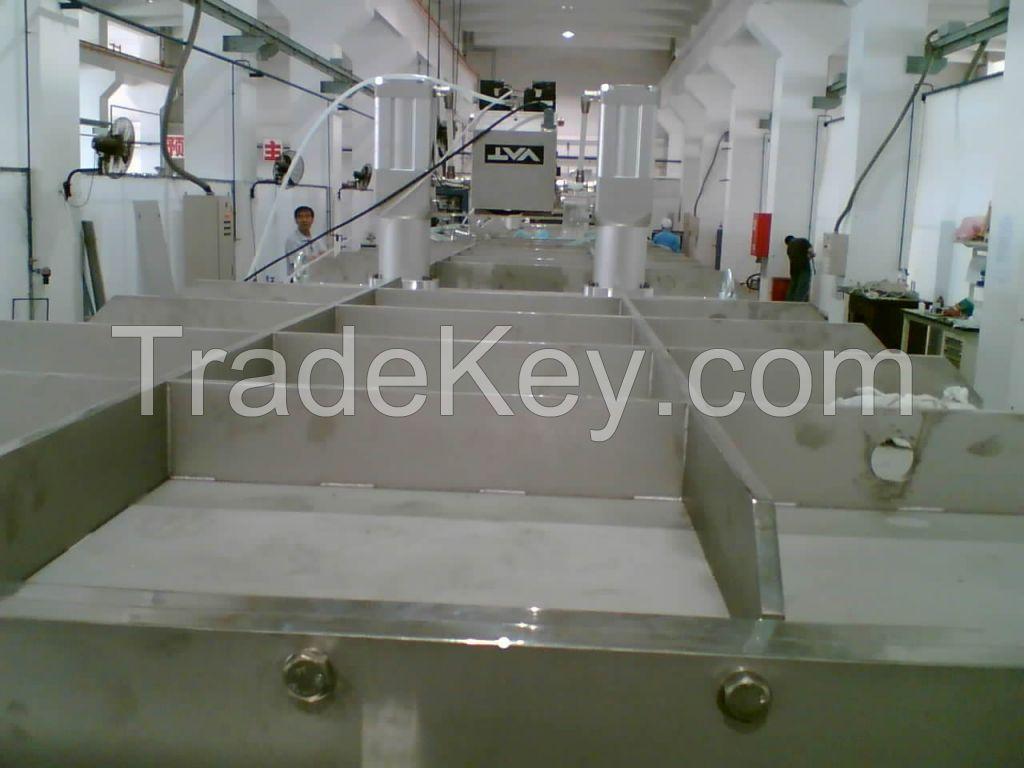 Linea de fabricacion completa para celula solar CIGS (Proyecto Turn-Key)