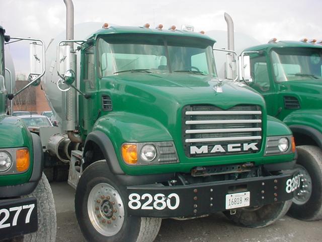 Trucks, Trailers, Cement Mixers, Tractors