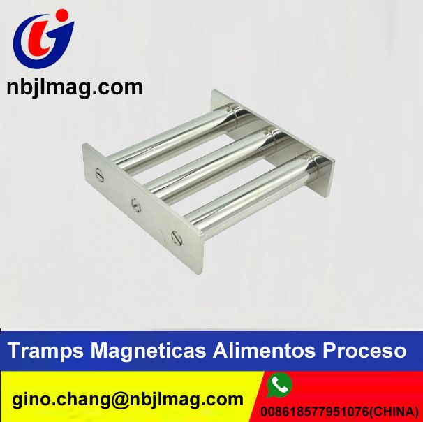 hopper grate magnet(parrilla magneticas) 12000gs