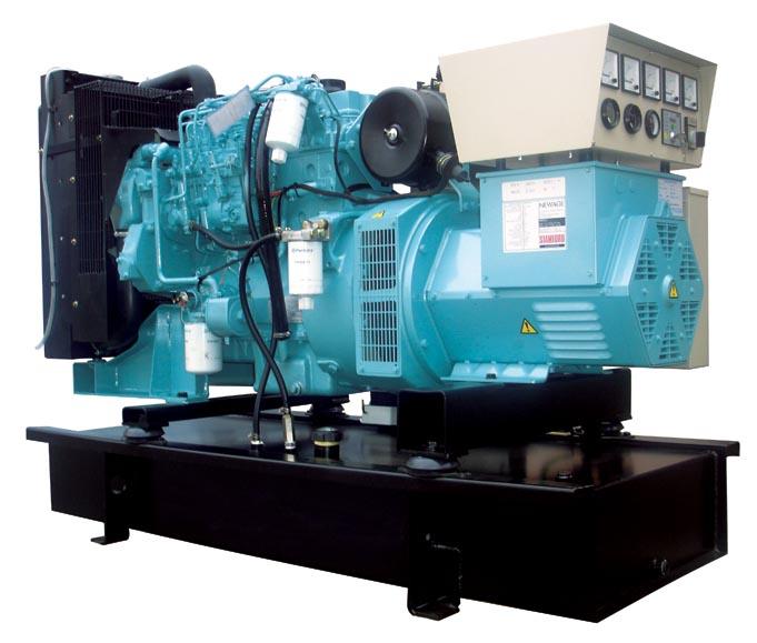 Perkins Diesel Engine Generator Set