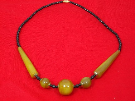 African beads and jewelry