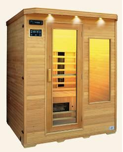 Far infrared sauna room HS-003L