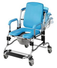 Shampoo Commode Chair