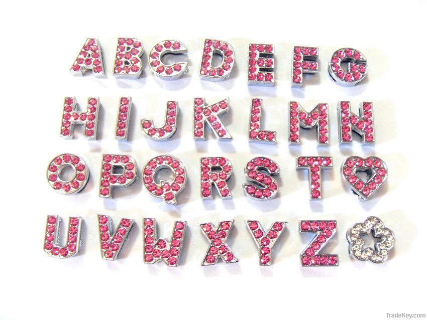 Rhinestone Letters (10mm)