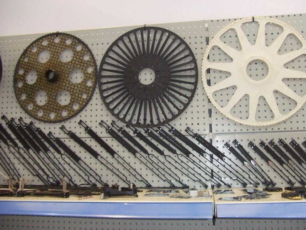 textile macinery accessories, rapier head, gripper, rapier tape, rapier wheel, textile cutter