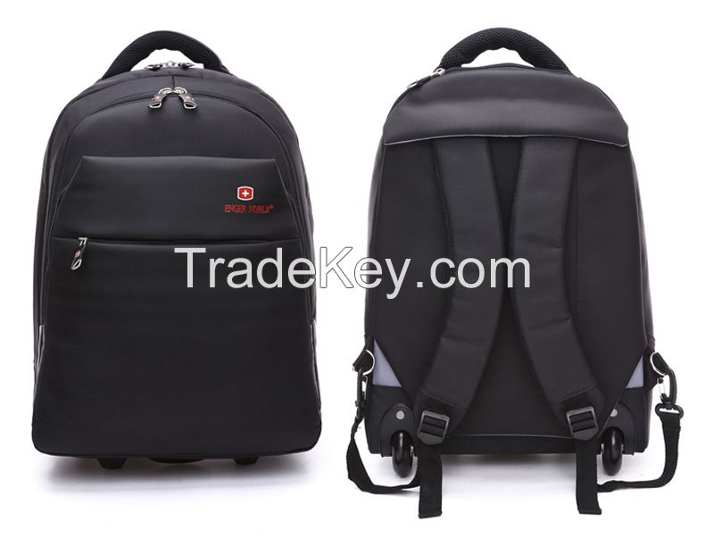 wemer noblr  shoulder bag, trolley bag oxford bags Multifunctional Trolley Backpack