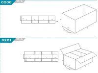 FEFCO Standard Cartons