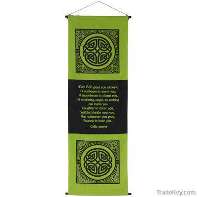 Celtic Prayer Banner