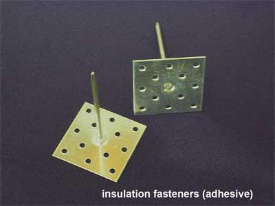 insulation fixing