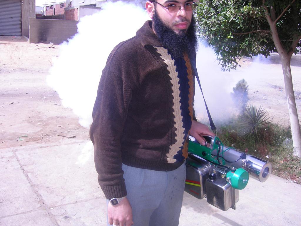 Portable Fogging Machine