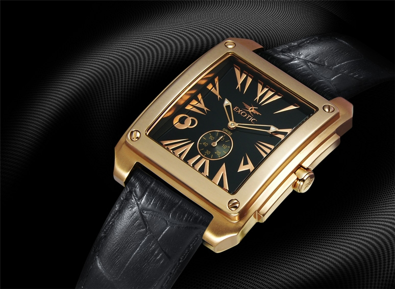 EXOTIC Swiss watches