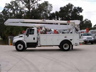 2005 Utility Bucket Truck for sale