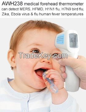 Medical Thermometer - corona virus thermometer - infrared forehead thermometer