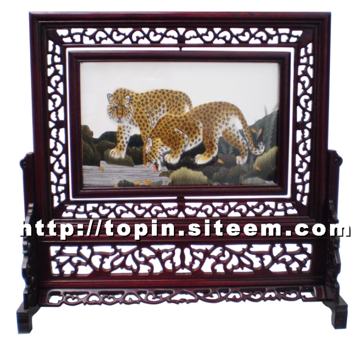 Silk Embroidery