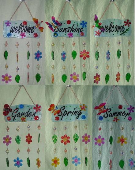 Handicraft, Sained Glass craft