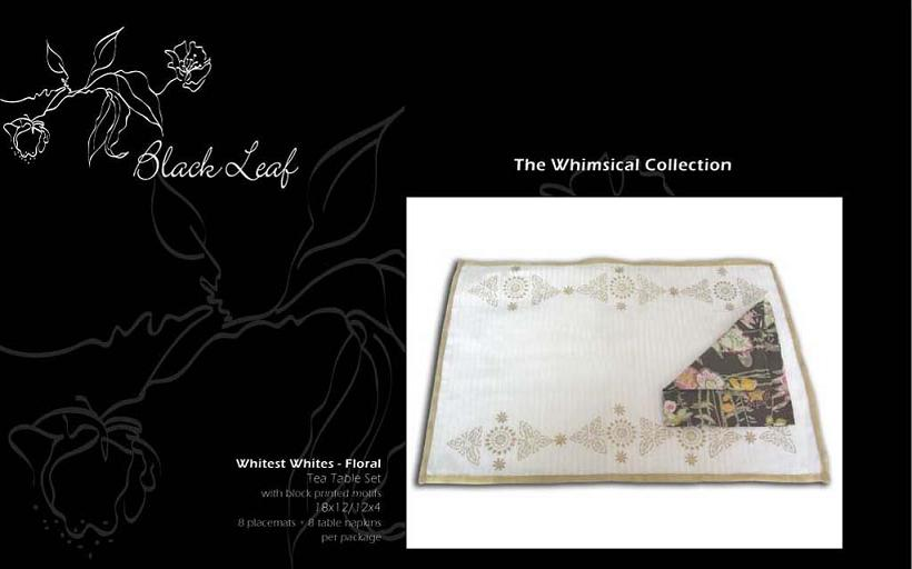 Table Linen Design 004