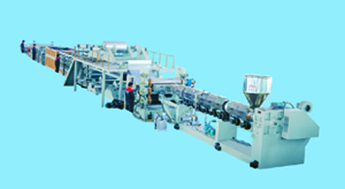 Aluminium Composite Panel Production Line, Coating Line
