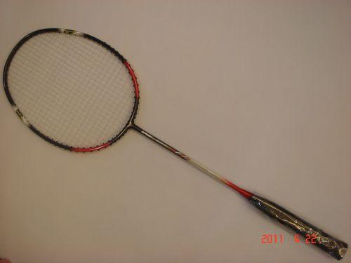 Sell Badminton Racket, Alum-Carbon Jointless