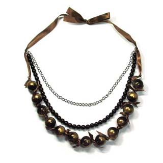 Yetti Fashion Necklace