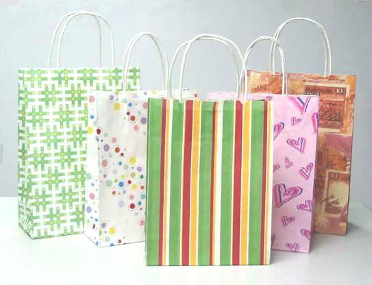 Kraft Paper Bag (Artpack)