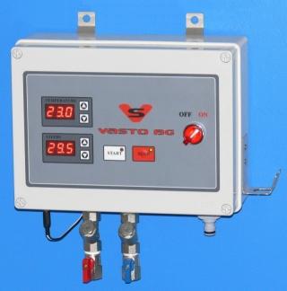 Water Meter Doser Mixer