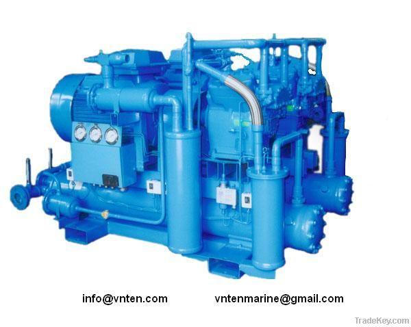 Refrigeration Compressor set or parts