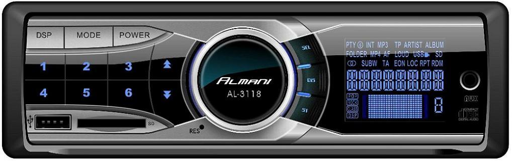 MP3 Player AL-3118