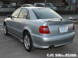 japanese used cars Audi A4