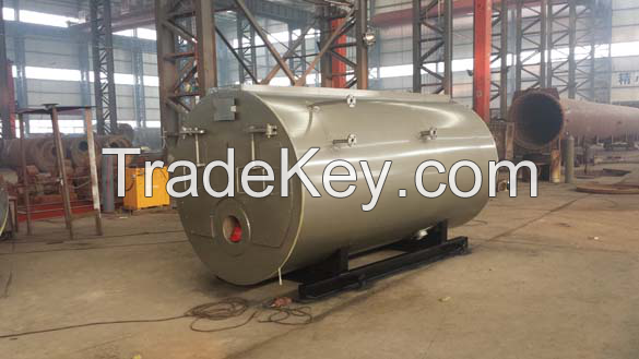 various steam boilers
