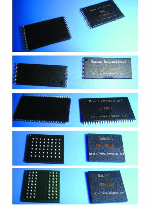 SRAM, PSRAM(UtRAM), Cellular RAM