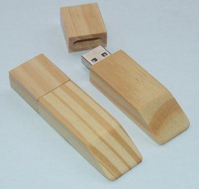 Wooden USB Flash Drive-WD029
