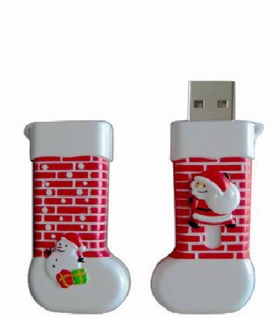 Boot Shaped USB Flash Drive