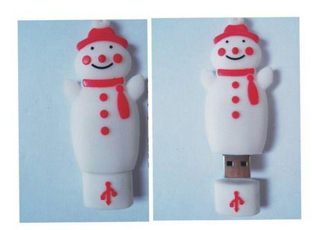 Snowman USB Flash Drive