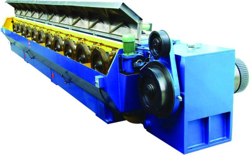 Copper Rod Breakdown Drawing Machine