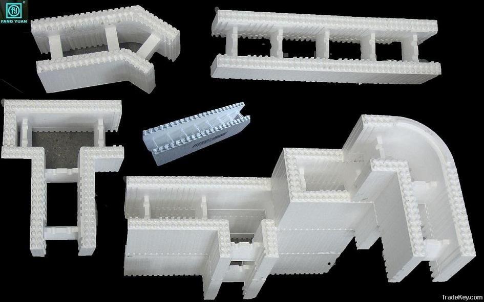 Expanded polystyrene machine