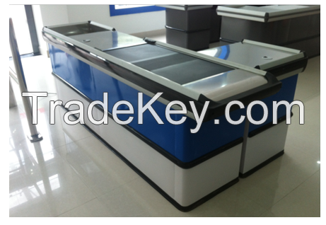 Cash Counter with motor transfer