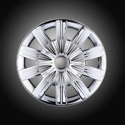 ABS Wheel Covers - Normal / Spinning / Flashing Design