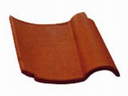 ceramic roof tiie, modern glazed tile