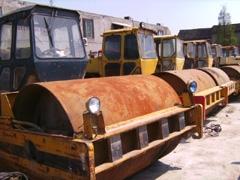 Used Cat Bulldozers, Loaders, Road Rollers, KATO Crane
