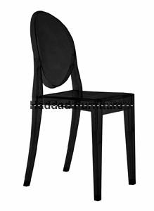 Acrylic chair/Plastic chair-HDF-PC09c
