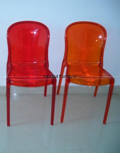 Acrylic chair/Plastic chair-HDF-PC08B