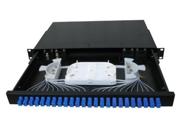 Fiber Panels and Splice trays
