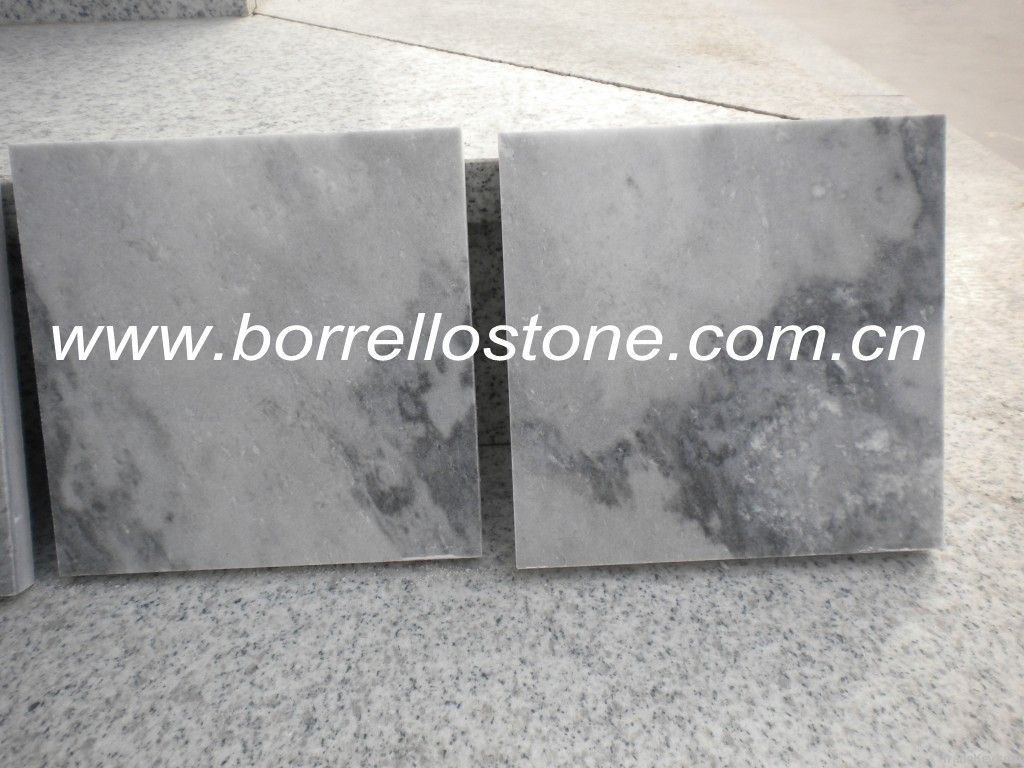 Cloudy Grey Marble