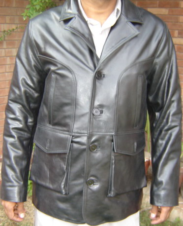Men's and Ladies Leather Garments